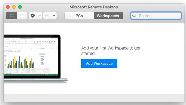 Microsoft Remote Desktop Download Window
